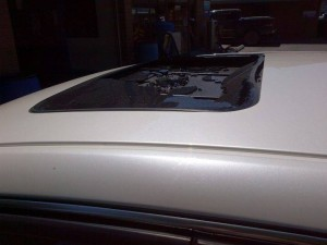 Sunroof Glass Replacement Houston