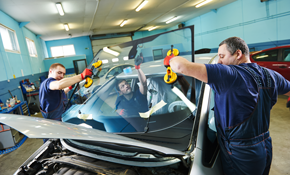 Auto Glass Fitters Shop